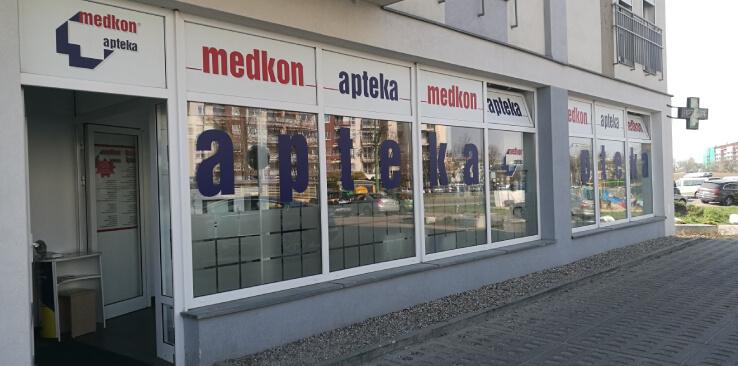 Apteka Medkon, ul. Milczańska 1